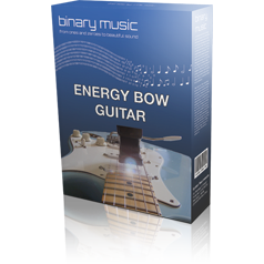 Energy Bow Guitar Box